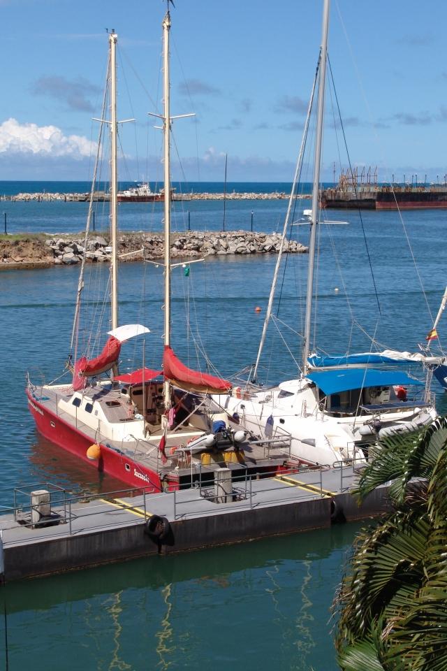 015) Przy pomoście w Fortaleza
