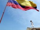 005) Ogromna flaga Kolumbii