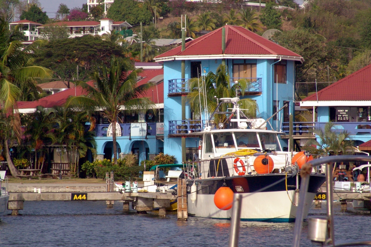 016) Rodney Bay