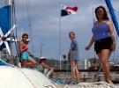 018) Pod panamską flagą