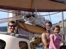 001) Manewry w Tarrafal na Wyspie Santiago