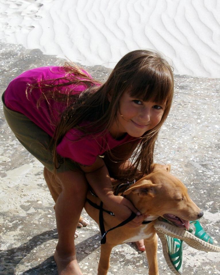 017a) Przedstawiam wam mego psa Sabę