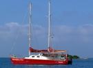 001) Niedaleko od Cartageny są Wyspy Rosario