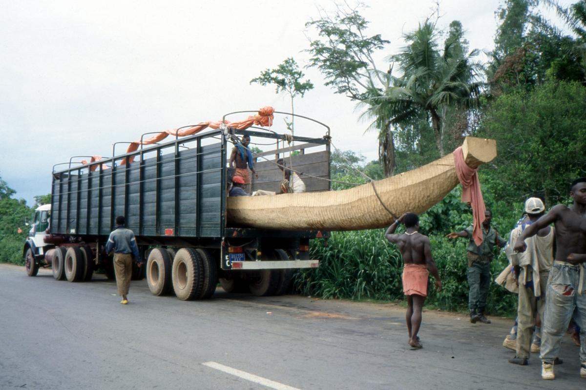 Transport pirogi
