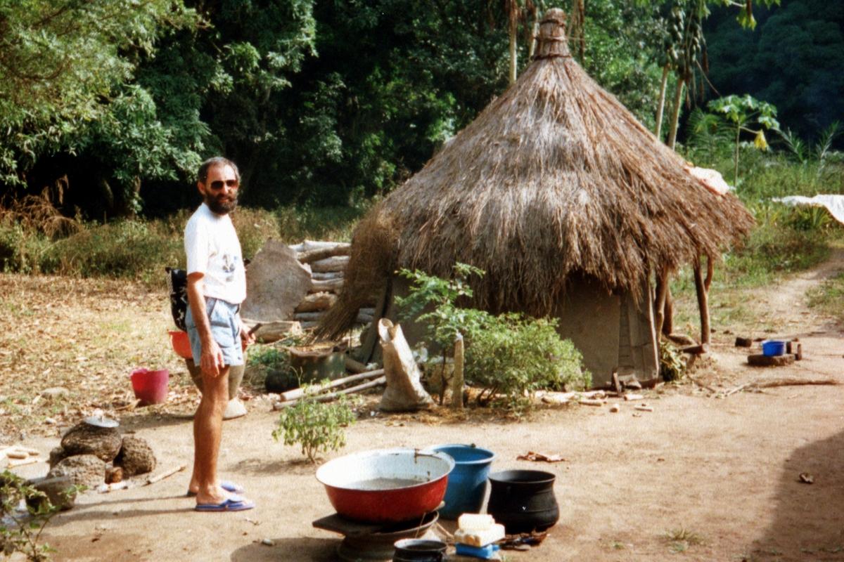 A ja nadal lubię zaglądać do tradycyjnych wiosek