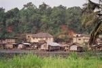 Wioska nad Laguną Ebrie