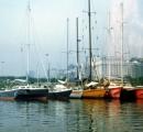 Tratwa jachtowa