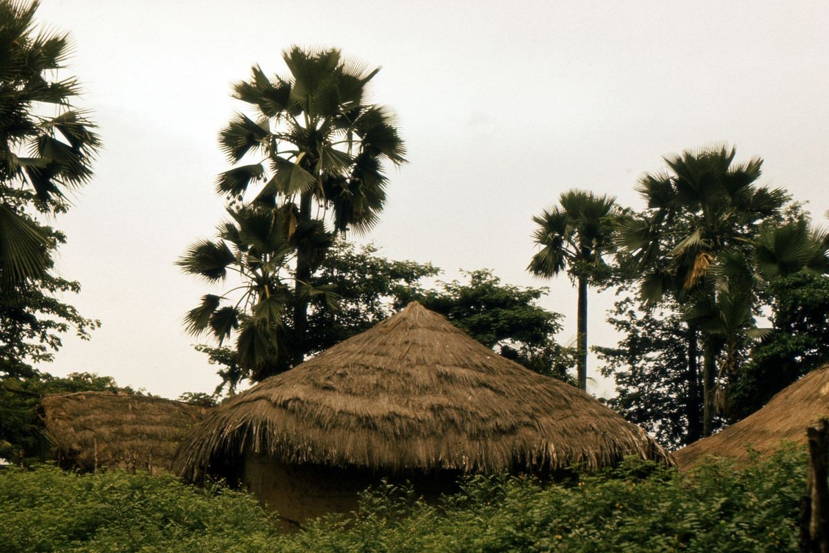 Chodziliśmy też do dalszych wiosek