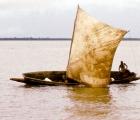 Tradycyjna pozostała tylko piroga