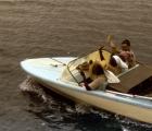 Dla misjonarza to najlepszy środek transportu w Dorzeczach