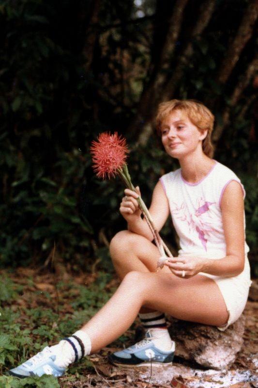 Śliczny kwiatuszek, prawda?
