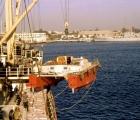 Wodowanie w Dakarze