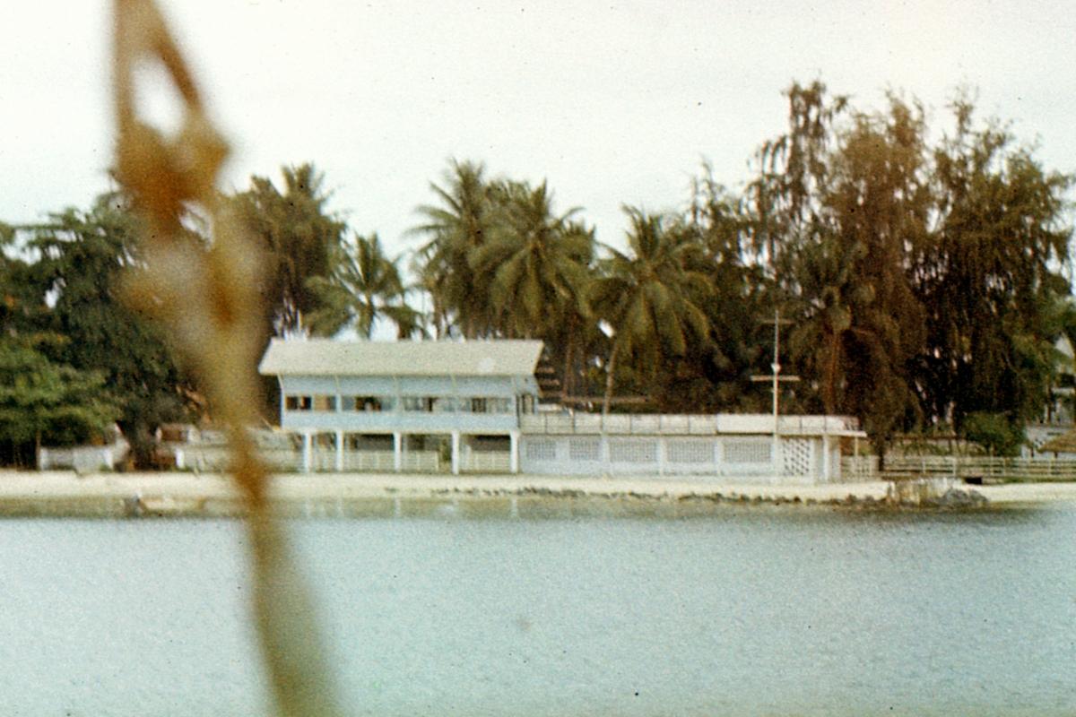 Klub nautyczny w Pointe Noire