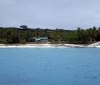 002) Zatoka Sandel na Wyspie Lifou. Nowa Kaledonia