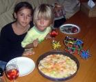 006) Dzieci przygotowały na moje urodziny