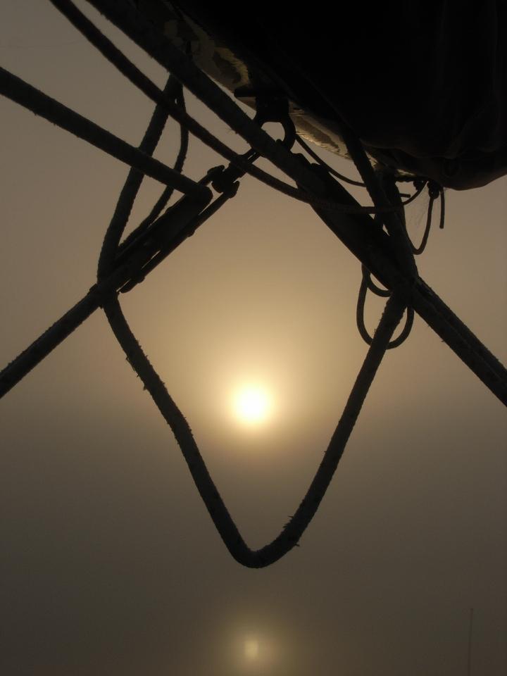 036) Mgła choć podstępna, też jest piękna
