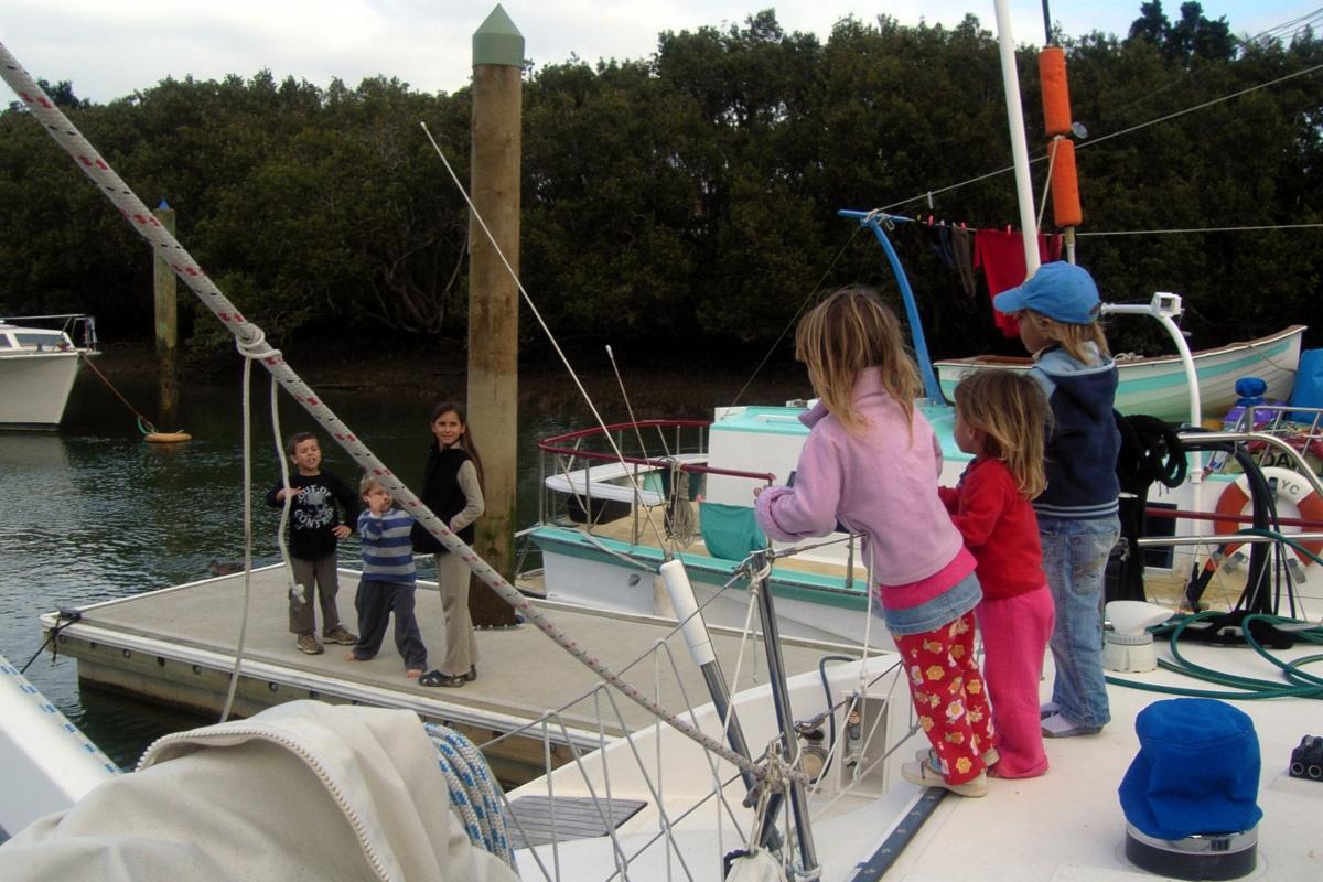 039) Jachtowe Dzieci