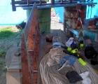 040) Stery w budowie - szkielet