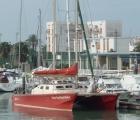 Przyjazny Jacht klub w Santa Maria