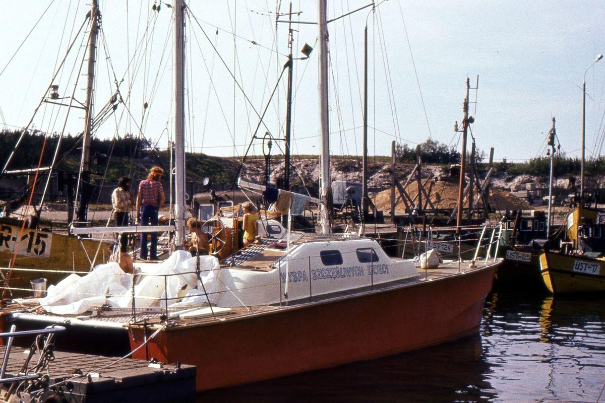 Ostatnie przygotowania przed próbami na morzu