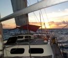16) A rano Galapagos pozostał za rufami