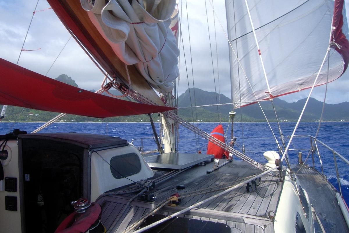 001) Wyspy Cooka - Rarotonga