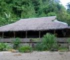 035) Jacht klub w Asanvari na Wyspie Maewo