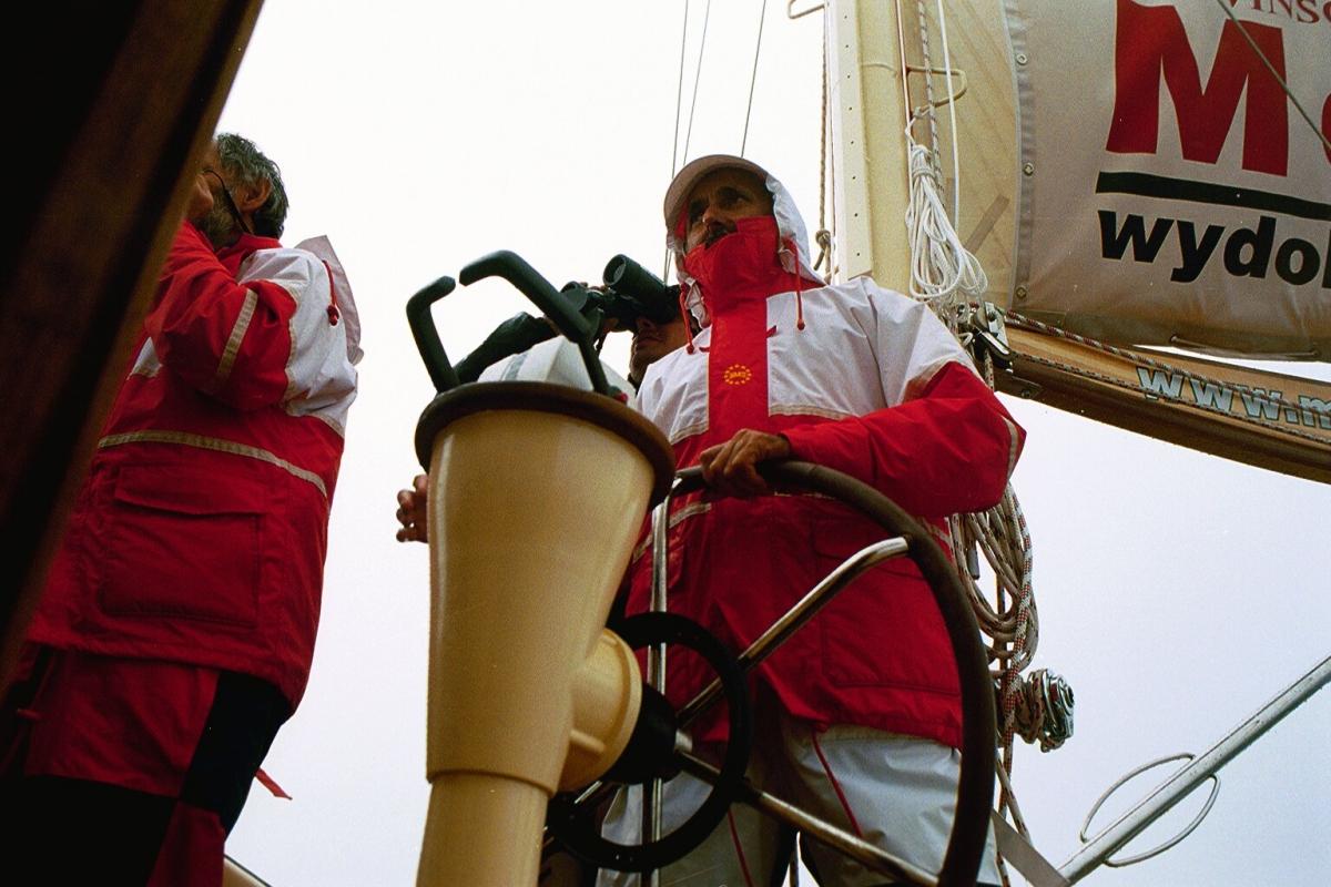 Catamaran Amber Cap
