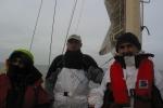 Z Jackiem i Andrzejem na Morzu Północnym
