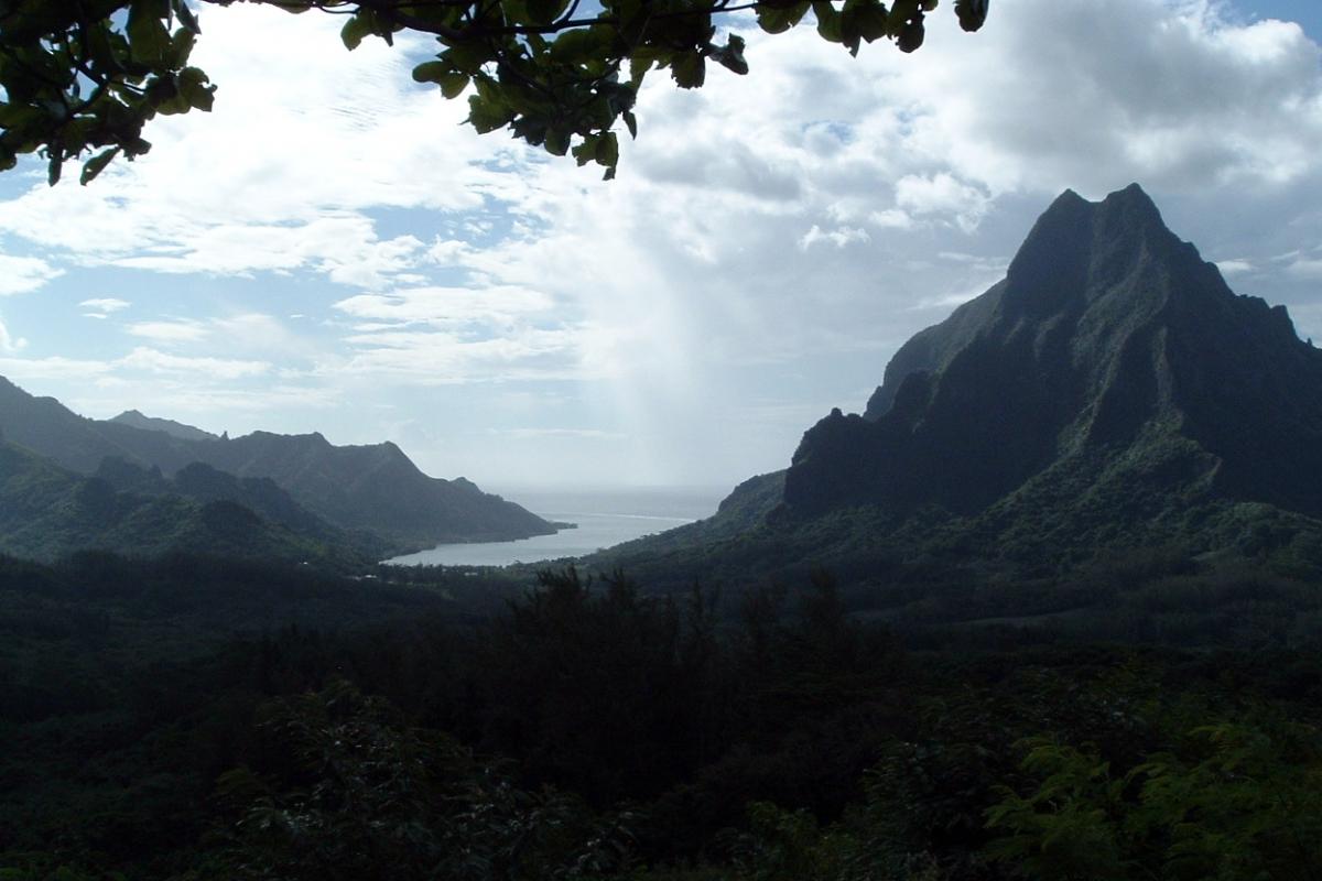 005) Góry i Ocean