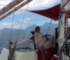 001) Zbliżamy się do Tahiti