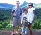 025) Cristian - polskiego pochodzenia na Wyspie Raiatea